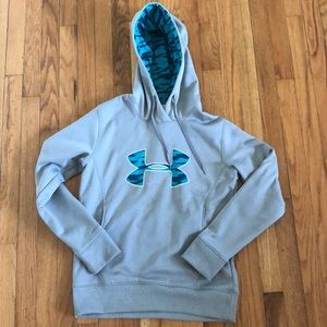 Under Armour Athletic Fleece Lined Hoodie